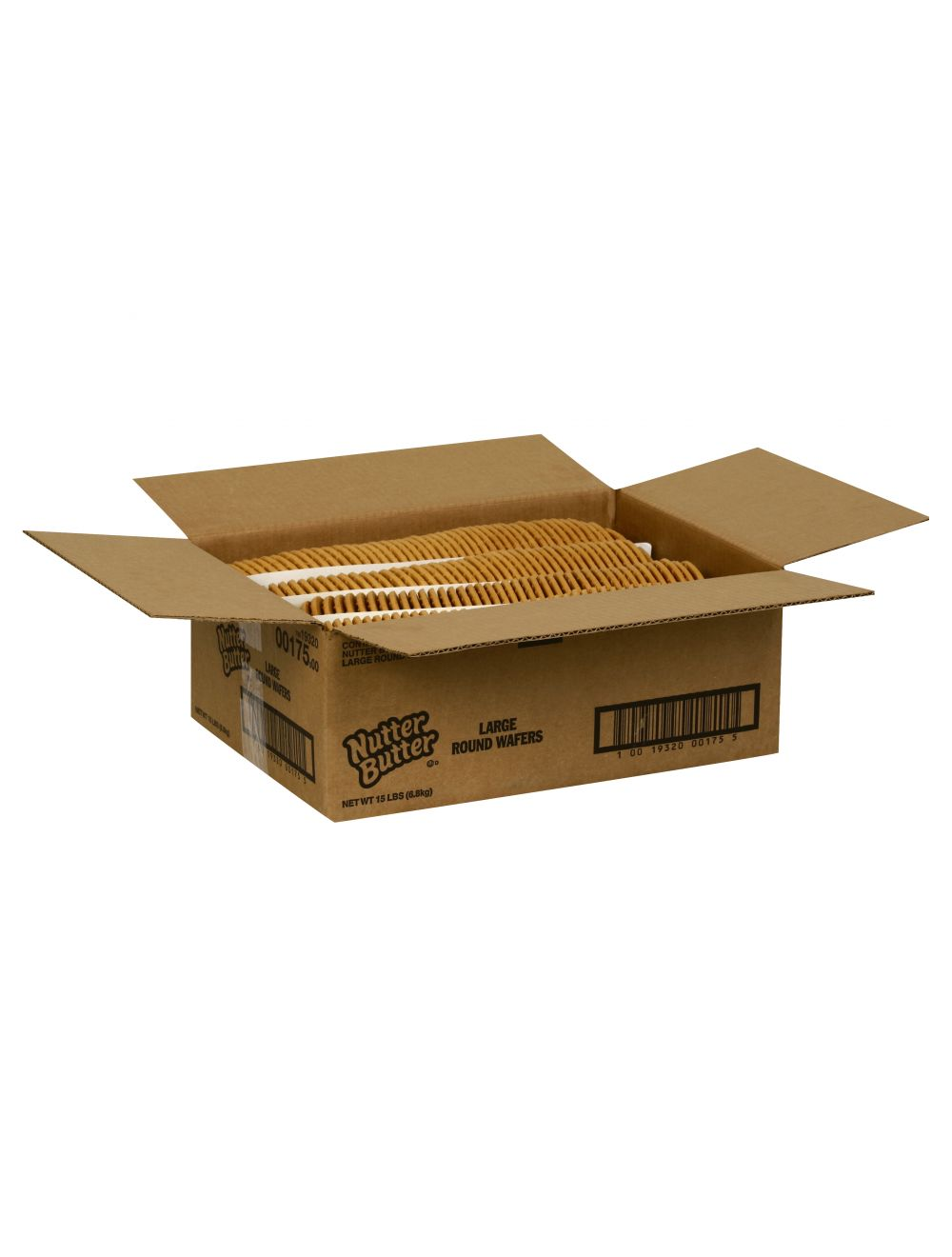 Nabisco Nutter Butter Wafers 15lb in Bulk at Warehouse115