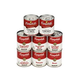Campbell's Ready to Serve Vegetable Soup 7.25 oz.