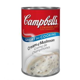 Campbell's Classic Cream of Mushroom Soup 50 oz.