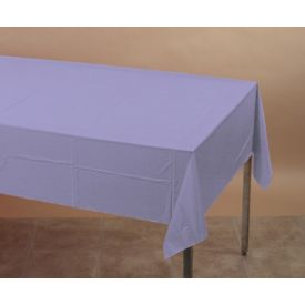 Luscious Lavender Table Cover, Plastic 54