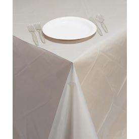 Clear Table Cover, Plastic 54