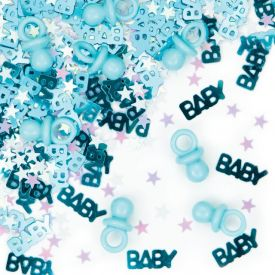 Confetti Plus, It's a Boy + Pacifier