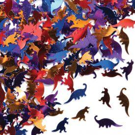 Confetti, Foil , Dinosaurs