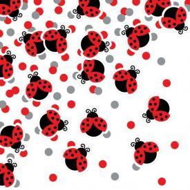Ladybug Fancy Confetti