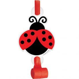 Ladybug Fancy Blowouts