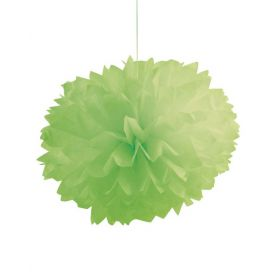 Fresh Lime Fluffy Tissue Balls 16