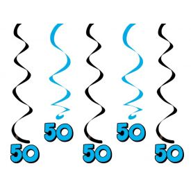 Dizzy Danglers, 50th