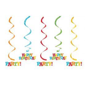 Dizzy Danglers, Birthday Stripes