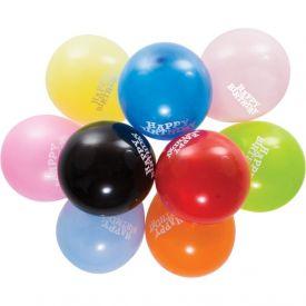 Latex Balloons Round 12