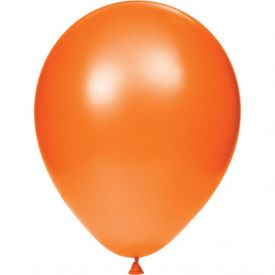 Balloons Sunkissed Orange Latex 12
