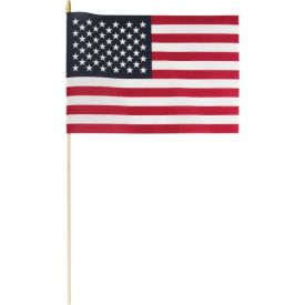 United States Cloth Flags 12