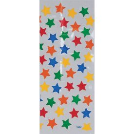 Cello Bags, Large, Primary Stars