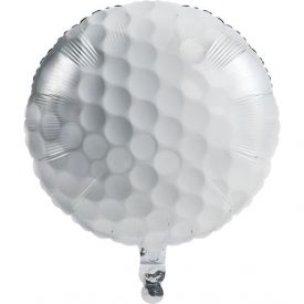Sports Fanatic Metallic Balloon