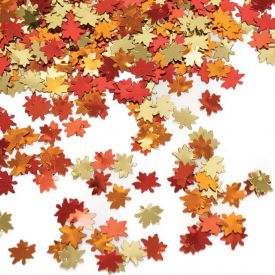 Leaves Confetti