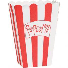 Hollywood Lights Popcorn Boxes Large