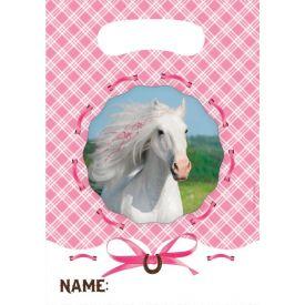 Heart My Horse Loot Bags