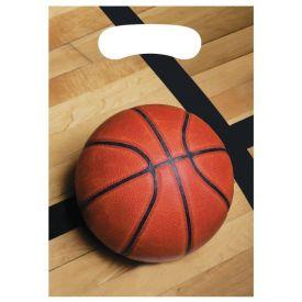Sports Fanatic Loot Bags, Plastic