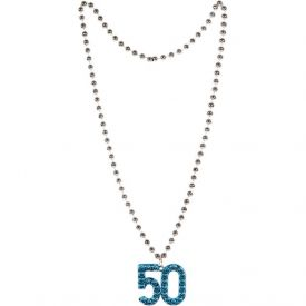 Plastic Necklace, Age 50