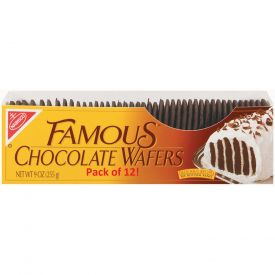 Nabisco® Famous Chocolate Wafer Cookies 9oz