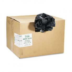 Earthsense; Linear LD Recycled Can Liners, 24 x 33, 16 Gal, 0.85 mil