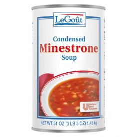 Legout Minestrone Soup - 51oz