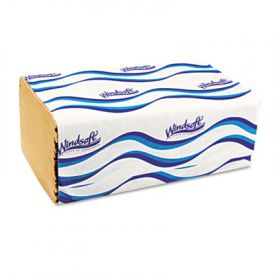 Windsoft® Folded Paper Towels, 9.3