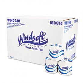 Windsoft® Facial Quality Toilet Tissue
