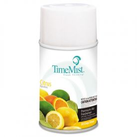 TimeMist® Metered Aerosol Fragrance Dispenser Refills, Citrus, 6.6 oz
