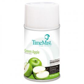 TimeMist® Metered Aerosol Fragrance Dispenser Refills, Green Apple, 6.6 oz