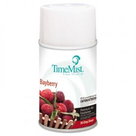 TimeMist® Metered Aerosol Fragrance Dispenser Refills, Bayberry, 6.6 oz