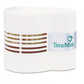 TimeMist® Continuous Fan Fragrance Dispenser, 4-1/2 x 3 x 3-3/4, White