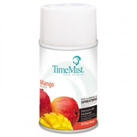 TimeMist® Metered Aerosol Fragrance Dispenser Refills, Mango, 6.6 oz