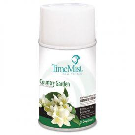 TimeMist® Metered Aerosol Fragrance Dispenser Refills, Garden, 6.6 oz