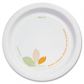 SOLO® Cup Bare; Paper Plate, 6