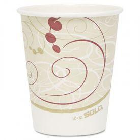 Dart Symphony Paper Hot Cups 10 oz
