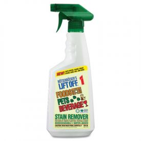 Motsenbocker's Lift-Off #1: Food, Beverage & Pets Stain Remover, 22 oz