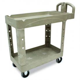 Rubbermaid® Commercial HD Utility Cart, 500 lb. Cap., 17-7/8 w x 39-1/4d x 33-1/4h