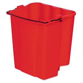 Rubbermaid® Dirty Water Bucket for WaveBrake Bucket/Wringer, 18-Qt