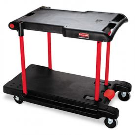 Rubbermaid® Commercial Convertible Utility Cart, 400-lb Capacity