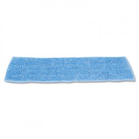 Rubbermaid® Commercial Economy Wet Mopping Pad, Microfiber, 18
