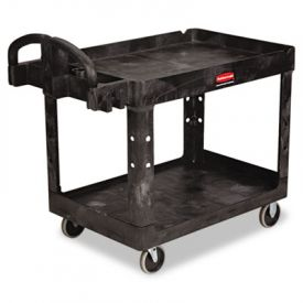 Rubbermaid® Commercial HD Utility Cart, 500-lb Cap. 25-7/8w x 45-1/4d x 33-1/4h
