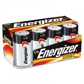 Energizer® MAX® Alkaline Batteries, C
