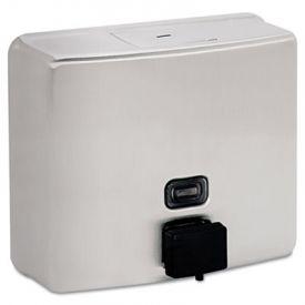 Bobrick Contura™ Surface-Mounted Soap Dispenser,40-oz