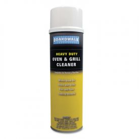 Boardwalk® Oven and Grill Cleaner, 19 oz. Aerosol