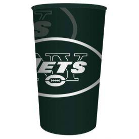 NFL New York Jets 22 oz Plastic Souvenir Cup