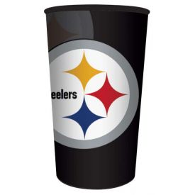 NFL Pittsburgh Steelers 22 oz Plastic Souvenir Cup