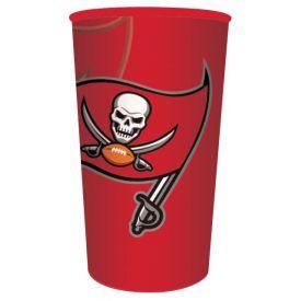 NFL Tampa Bay Buccaneers 22 oz Plastic Souvenir Cup