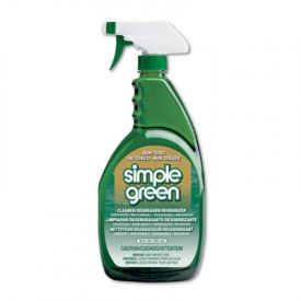 Simple green; All-Purpose Cleaner/Degreaser, 24 oz. Bottle
