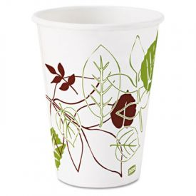 Dixie® Pathways; Polycoated Paper Cold Cups, 12 oz