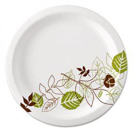 Dixie® Pathways; Mediumweight Paper Plates, 6.875